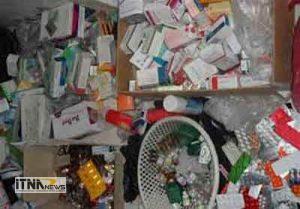 daroo 29m 300x209 - ۹ هزار داروی قاچاق در گنبدکاووس کشف و ضبط شد