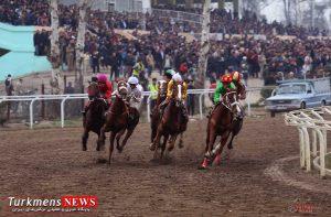 dor5 1 300x197 - هفته بیست و نهم رقابتهای اسبدوانی کورس زمستان ۹۶ گنبدکاووس برگزار شد+عکس