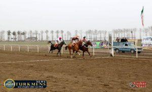 dore 1 300x183 - هفته بیست و یکم رقابتهای اسبدوانی کورس زمستان 96 گنبدکاووس برگزار شد+عکس