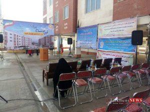 eftetahie8 4m 300x225 - مجتمع 60 واحدی مسکن شهری در گنبدکاووس به بهره برداری رسید+تصاویر