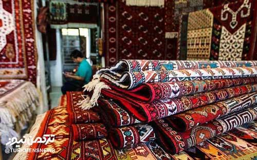 farsh turkmen - فرش ترکمن بازارچهای برای فروش ندارد