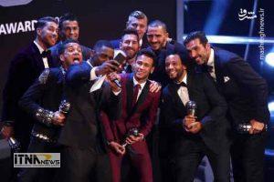fifa1 2a 300x200 - برترین های فیفا انتخاب شدند/آقایی رونالدو در جهان +تصاویر