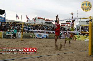 ghahreman valibal turkmen3 1024x675 2 300x198 - گلستان میزبان مسابقات والیبال ساحلی کشور