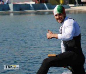 ghayeghrani 21m 300x259 - قایقران بندرترکمنی در مسابقات قهرمانی آسیا