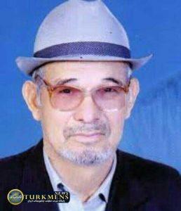 ghazi 18az 258x300 - نخستین ناشر فرهنگ عمومی ترکمن در گنبدکاووس درگذشت