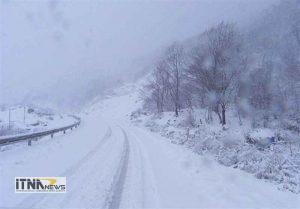 golestan 13m 300x209 - آغاز بارش برف در ارتفاعات گلستان