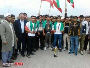 gomishanturkmensnews 13e 300x225 - دانش آموز گمیشانی در مچ اندازی کشور مدال طلا کسب کرد