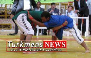 مسابقات کشتی گورش قهرمانی,تیم استان گلستان