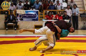 مسابقات کشوری گورش (کشتی سنتی) ترکمن