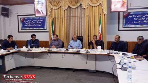 gorgan 1m - ترکیب هیات رئیسه شورای اسلامی شهرستان گرگان مشخص شد