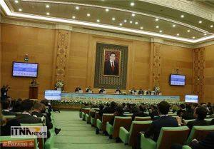 hamayesh1 12a 300x209 - افتتاح همایش بینالمللی نفت و گاز ترکمنستان +تصاویر