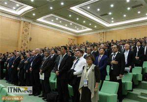 hamayesh2 12a 300x209 - افتتاح همایش بینالمللی نفت و گاز ترکمنستان +تصاویر