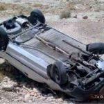 havades 4m 150x150 - یک کشته بر اثر واژگونی پراید در جاه مرزی مراوه تپه- گنبدکاووس