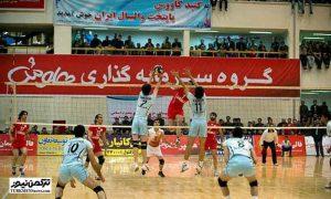 havesh 1azar 300x180 - هاوش گنبد مقتدرانه در مقابل شمس تهران پیروز شد