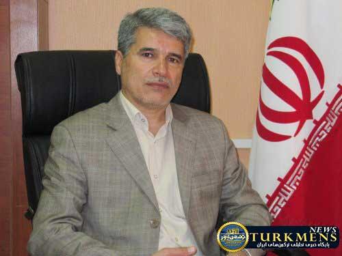 hivechi 10azar - پیام تبریک الیاس هیوه چی فرماندار ترکمن به مناسبت آغاز هفته وحدت