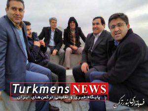 بندر ترکمن,جزیره آشوراده, فرماندار