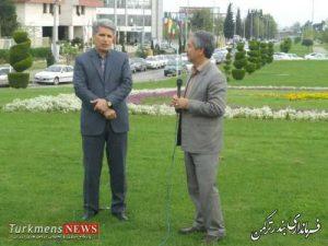 hivechi oolkam 300x225 - حضور فرماندار شهرستان ترکمن در برنامه اولکام شبکه گلستان