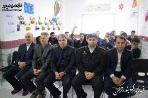فرماندار شهرستان ترکمن در جشن روز جهانی معلولین در شهرستان