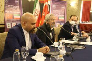 iran turky 300x200 - Tehran hosts Iran-Turkey trade conference