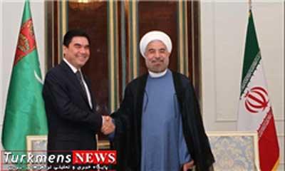 iran turkmenistan turkmensnews - روحانی سالروز استقلال ترکمنستان را تبریک گفت