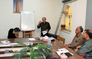 itnanews nevisandegi 4 300x192 - برگزاری کارگاه آموزشی خاطره، داستان نویسی و رمان دفاع مقدس در گنبد کاووس