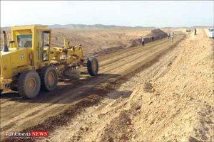 jadenaft1 22sh 300x200 - عملیات بازگشایی مسیر و زیرسازی جاده نفت ادامه دارد