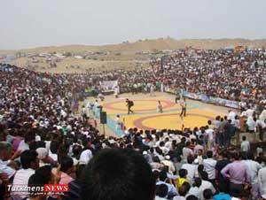 دوازدهمین دوره,جشنواره فرهنگی ورزشی,آق توقای,جام مختومقلی