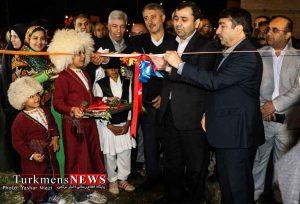 فروش 5 میلیارد ریالی صنایع دستی در جشنواره اقوام گنبدکاووس