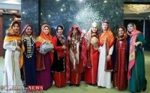 آغاز به کار پنجمین جشنواره مد و لباس اسلامی ایرانی در گلستان