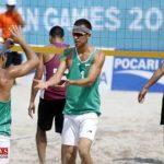 گلستانی ها از تور جهانی والیبال ساحلی هلند حذف شدند