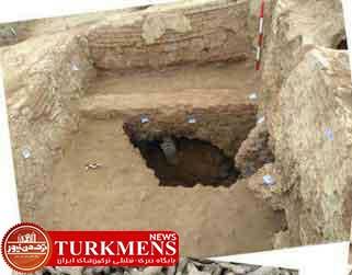 jorjan 25d - بقایای کوره سفالگری و گور دسته جمعی در شهر باستانی جرجان کشف شد