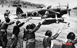 kamikaze pilot 768x486 w700 300x190 - «لرزاننده بهشت»: اژدر انتحاری ژاپنی که به کابوس کشتی های آمریکایی تبدیل شد