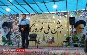 گنبدکاووس,اختتامیه جشن ملی نوروزگاه,کریمی