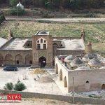 مسجد کریم ایشان,مراوه تپه