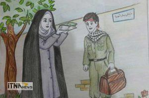ketab 12m 300x198 - نخستین کتاب شعر کودک دفاع مقدس استان گلستان به زودی چاپ میشود