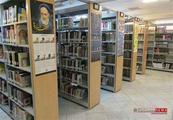 ketabkhane 2m - اختصاص اعتبار ویژه برای احداث کتابخانه بزرگ در گنبدکاووس