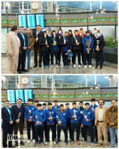 kore 25a 240x300 - تیم کبدی کرهجنوبی وارد ایران شد