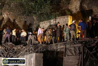 madan 7azar - پشت پرده پرداخت دیه کارگران معدن یورت
