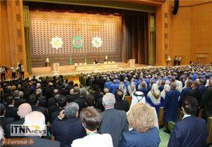 majles10 17m 300x209 - اجلاس ریش سفیدان ترکمنستان آغاز شد+ تصاویر