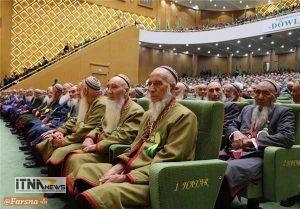 majles4 17m 300x209 - اجلاس ریش سفیدان ترکمنستان آغاز شد+ تصاویر