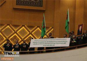 majles9 17m 300x209 - اجلاس ریش سفیدان ترکمنستان آغاز شد+ تصاویر