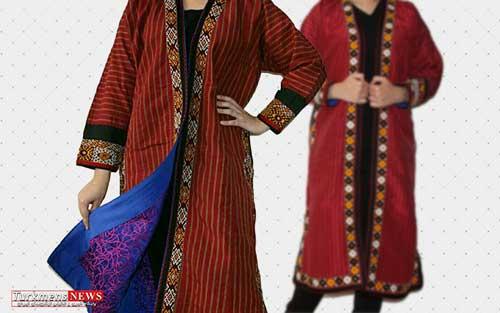 manto turkmensnews - عضو کمیسیون اقتصادی مجلس در رابطه با لباس مانتوی ترکمنی را انتخاب کرد