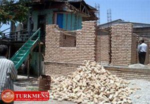 maskan turkmensnews 300x208 - احداث ۶۶ هزار واحد مسکونی روستایی مقاوم در استان گلستان