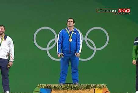 moradi 2m - سهراب مرادی مدال طلا کسب کرد