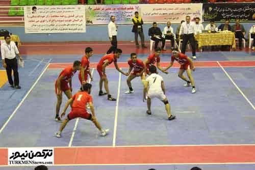 mosabeghatkabedi 3azar - رقابت های کبدی قهرمانی آسیا در گرگان آغاز شد