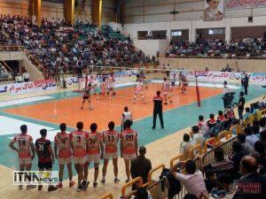 "mvalibal1 300x225 - ""تیم ایرانیان"" گنبد کاووس مسابقات لیگ برتر والیبال را با برد 3 بر 1 آغاز کرد+تصاویر"