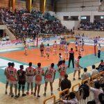 "mvalibal2 150x150 - ""تیم ایرانیان"" گنبد کاووس مسابقات لیگ برتر والیبال را با برد 3 بر 1 آغاز کرد+تصاویر"