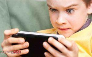 تأثیر میزان روشن بودن صفحه نمایش بر ساختار مغز کودکان