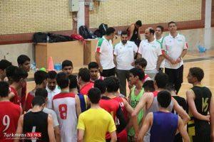 گرگان میزبان اردوی تیم ملی بسکتبال نوجوانان است
