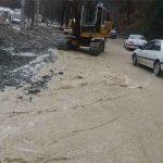 قدرت نمایی طبیعت در روستای زیارت گرگان
